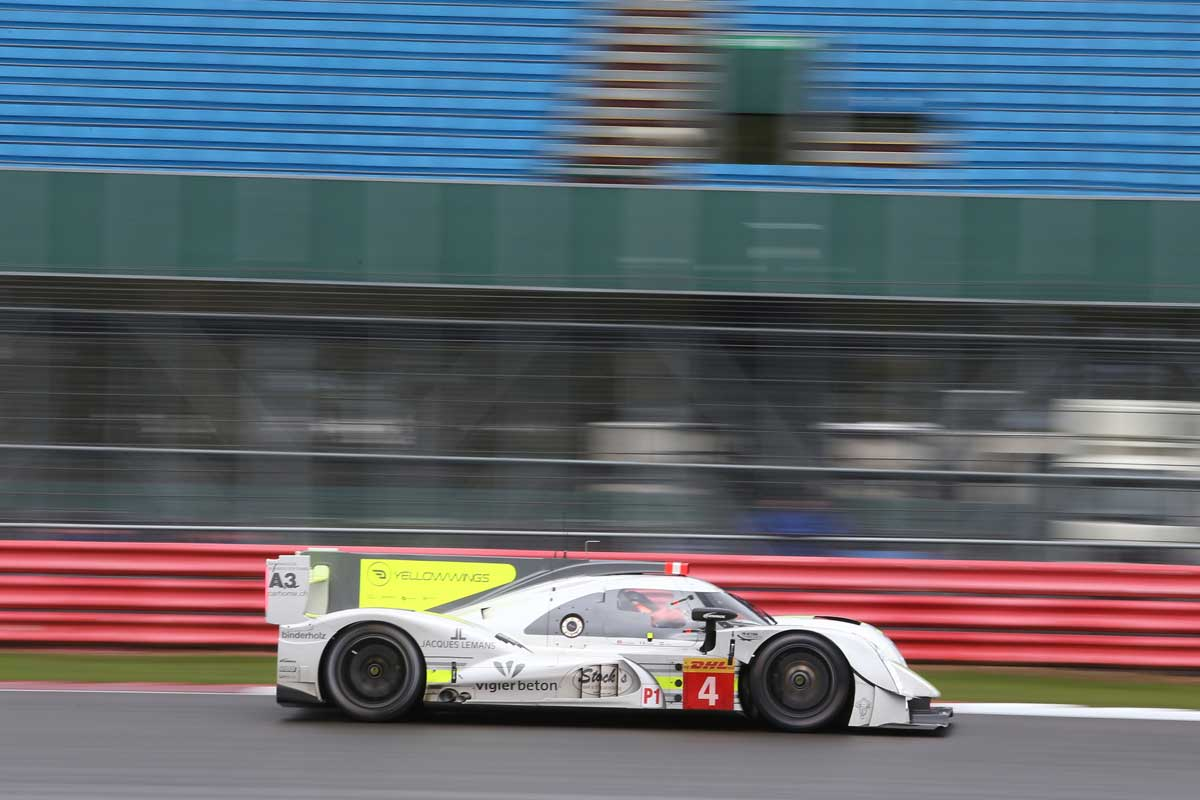 ByKOLLES RACING taking the most from Silverstone debut