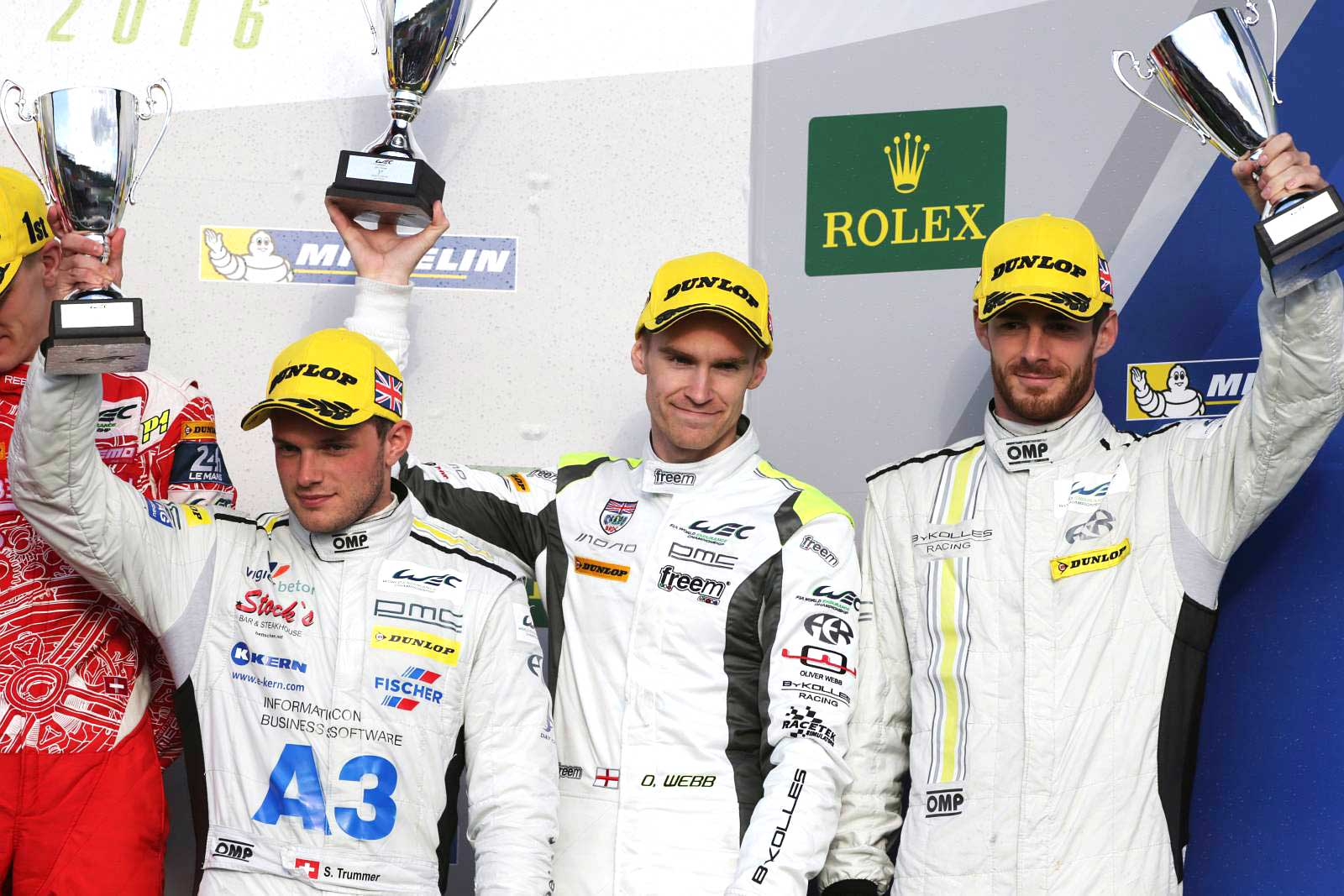 Podium finish and important insights at WEC Six Hours of Silverstone