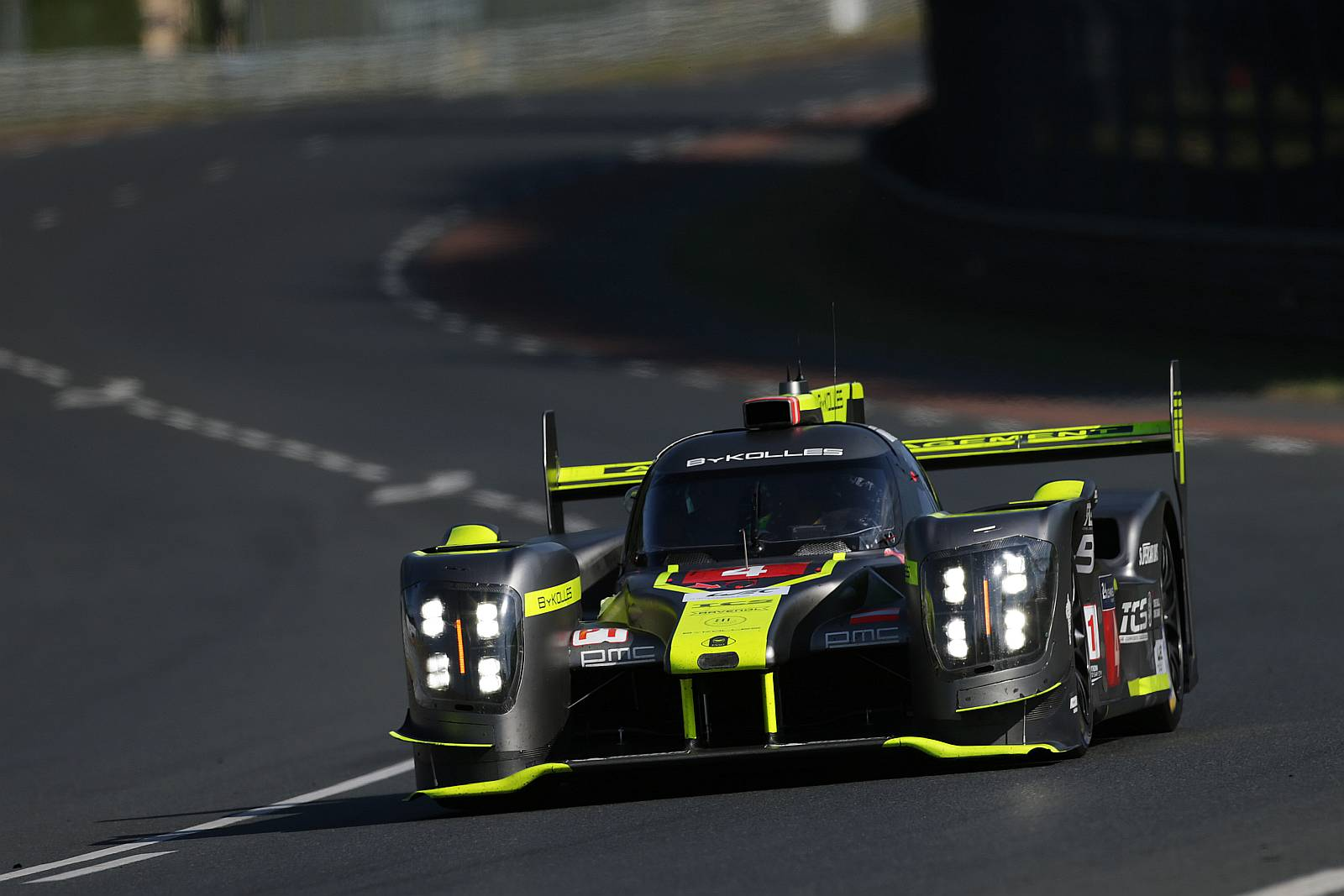 ByKOLLES RACING has strong appearance with fast lap times at the 24 Hours of Le Mans