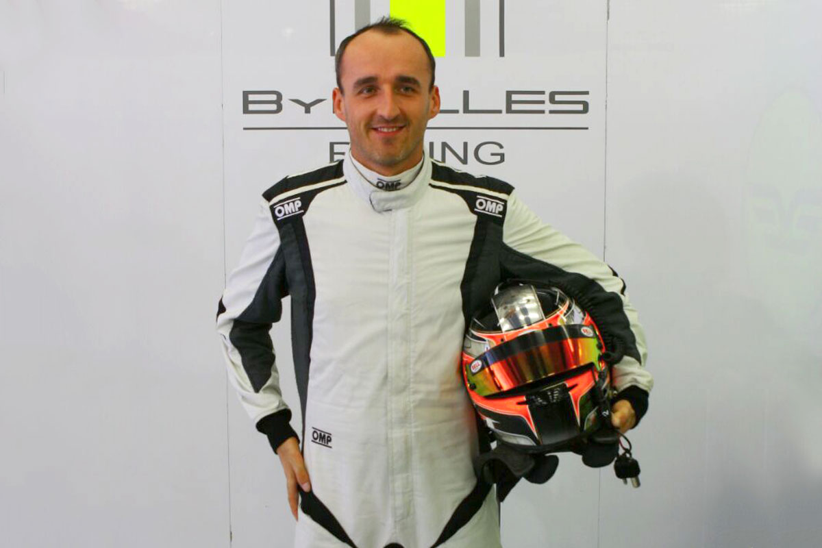 ByKOLLES Racing signs Robert Kubica and Oliver Webb for 2017 Endurance season