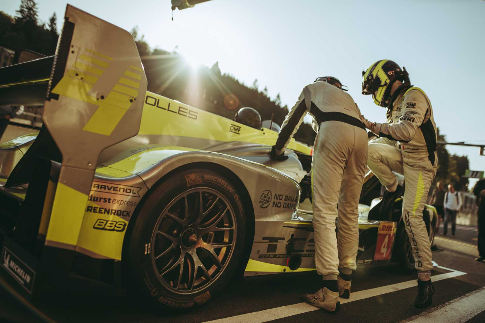 ByKOLLES Racing, Spa-Francorchamps post race media info