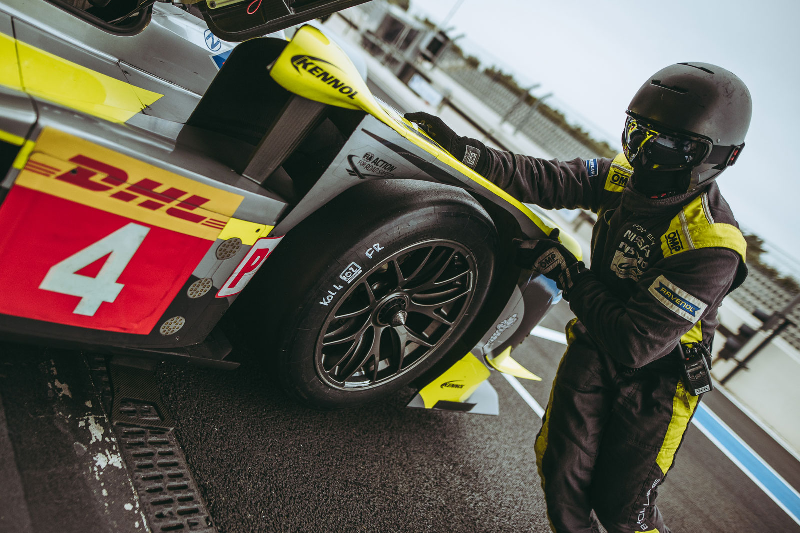 ByKOLLES Racing completes its pre-superseason testing program in Monza and heads to season opener in Belgium