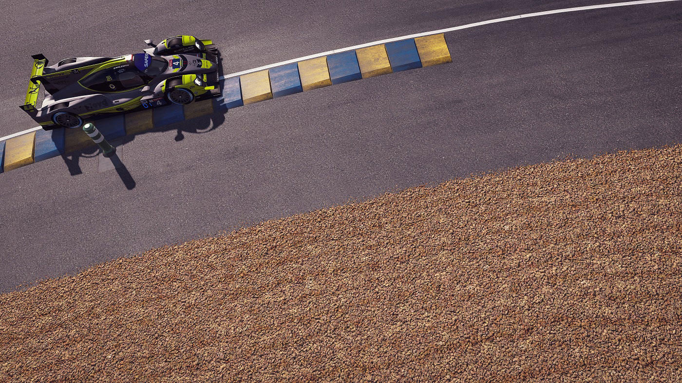 ByKolles - Burst Esport claim LMP pole for the 24 Hours of Le Mans Virtual