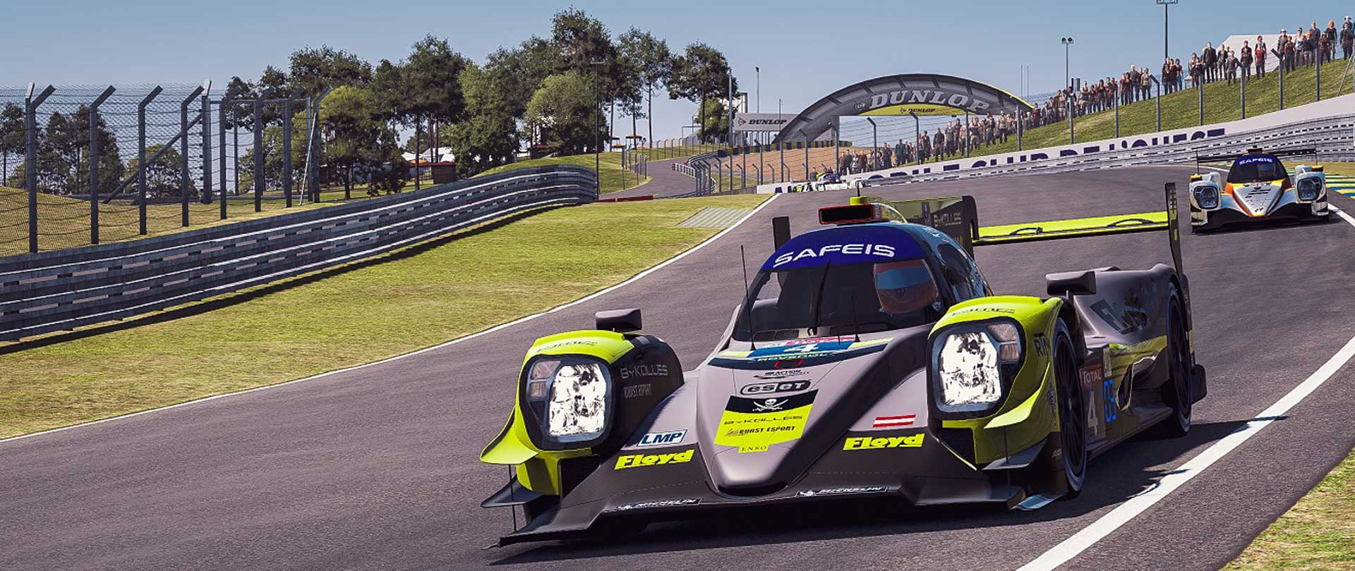 ByKolles 24h Le Mans Virtual